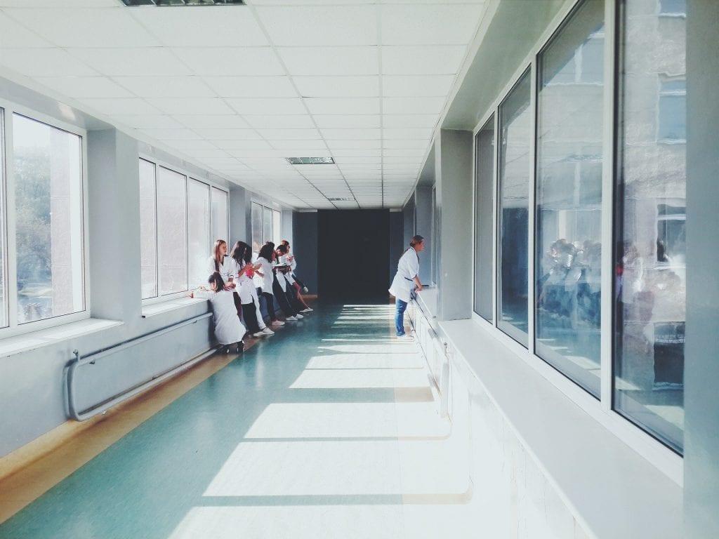 healthcare RTLS