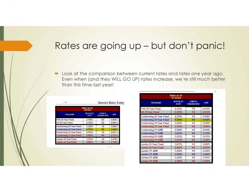 Rate-Comparison